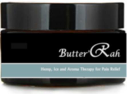 Kbrands Butter bold Rah jar ICE green pa
