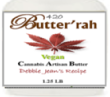 butter rah  420 NEW artisan butter Duo t