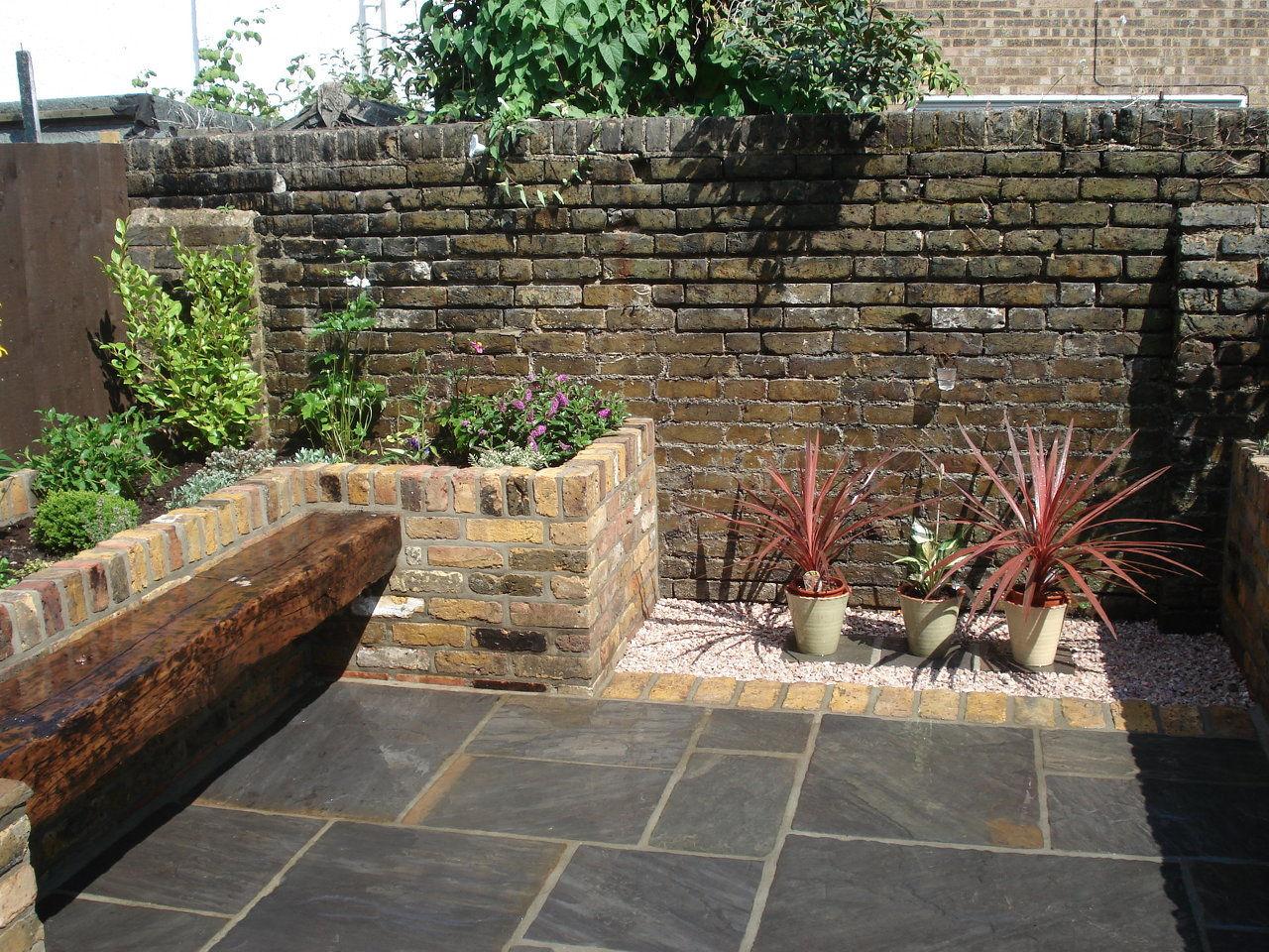 Coles jackson gardens garden design and landscaping for Garden design richmond