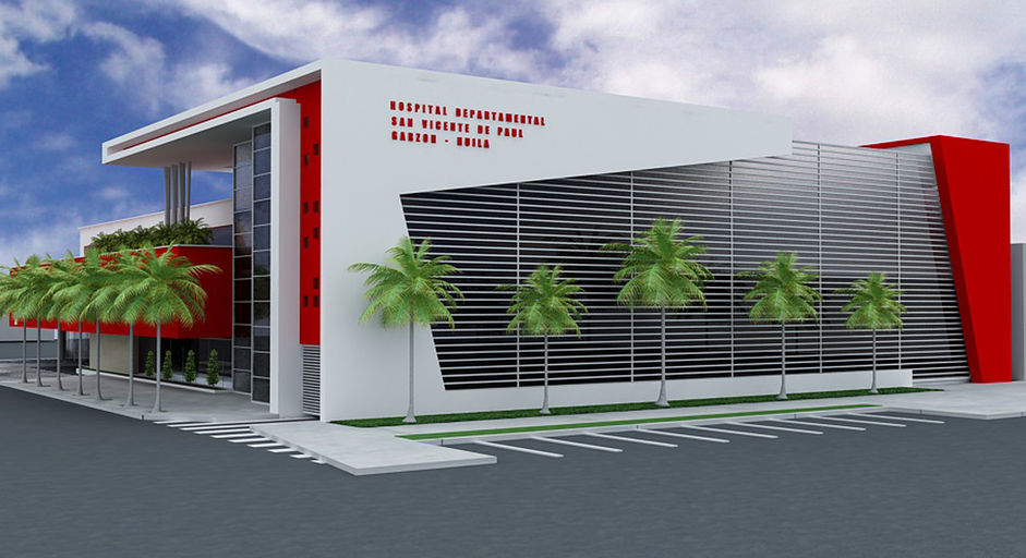 Arquitectura armenia quindio construccion dise o obra for Diseno de oficinas contemporaneas