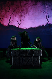 Three Witches - Macbeth