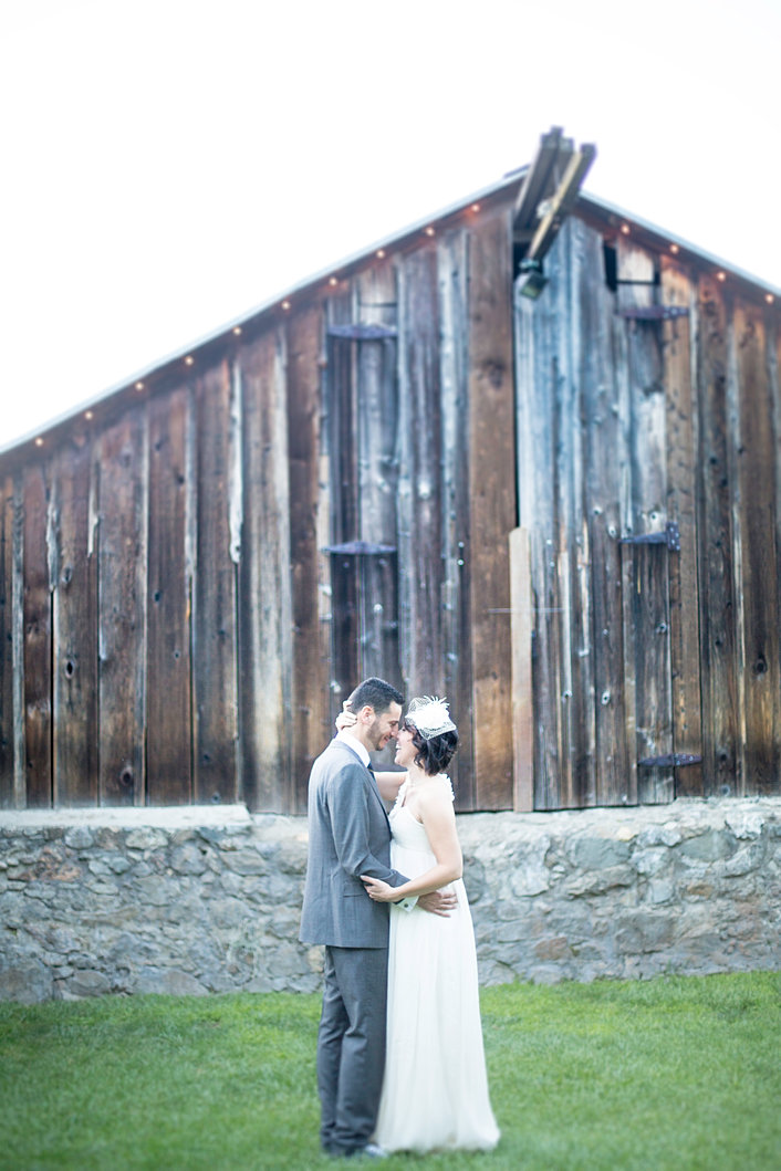 Rustic Wedding at Picchetti Winery