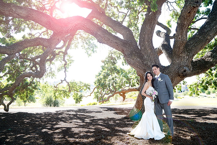 Ruby Hill Golf Club Wedding
