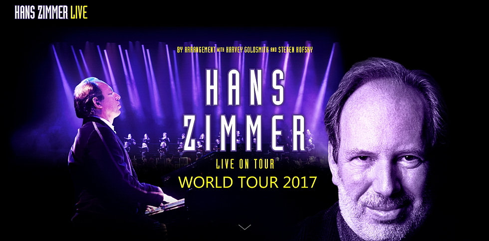 Hans Zimmer Tour Los Angeles Tickets