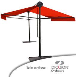 parasol 2 pentes acrylique parasol et quipements de. Black Bedroom Furniture Sets. Home Design Ideas