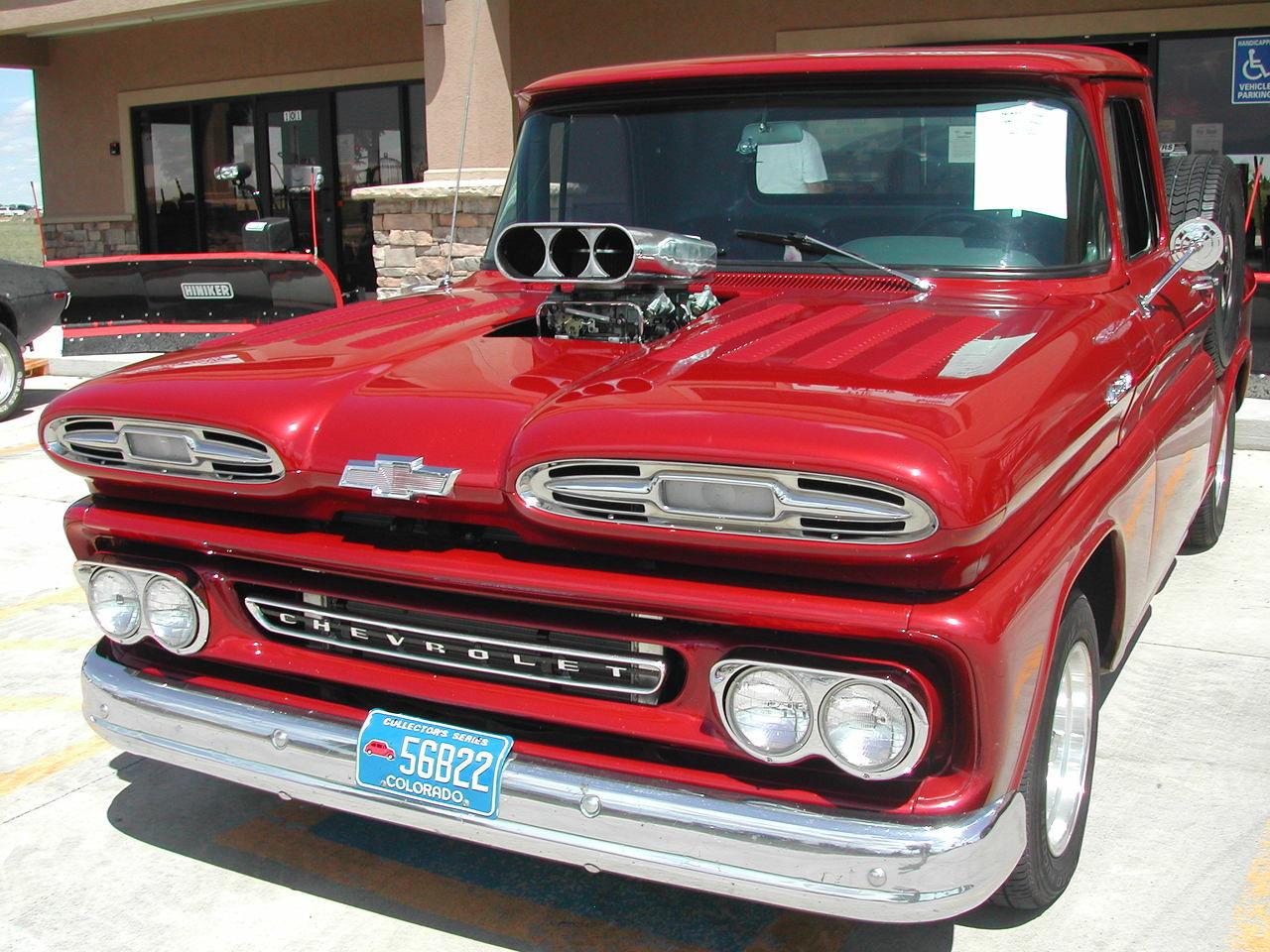 1968 Chevrolet CK 10 Series For Sale  Carsforsalecom