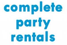 Complete Party Rentals