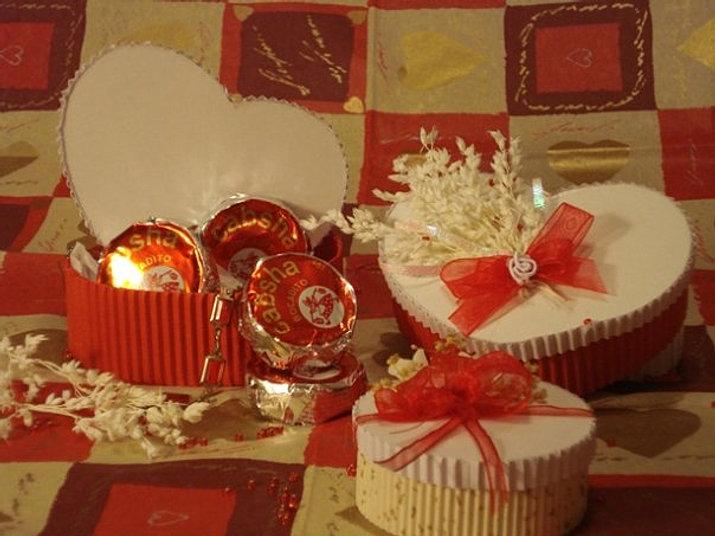 Cajas regalos bolsas - Cajas grandes de carton decoradas ...