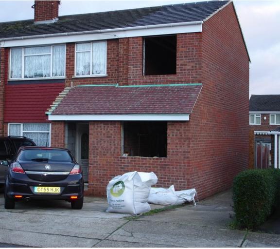 D a c designs uk manchester house extension plans for Terrace extension ideas