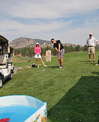 Peachland Chamber of Commerce Golf Tournament 2012
