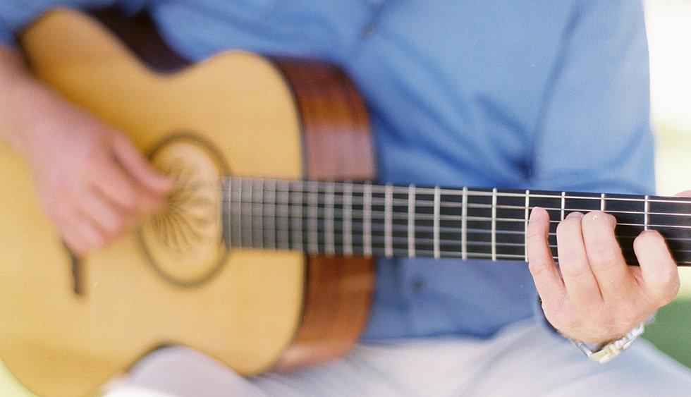 Wedding Ceremony Guitar Music Guitarist Orange County Los Angeles