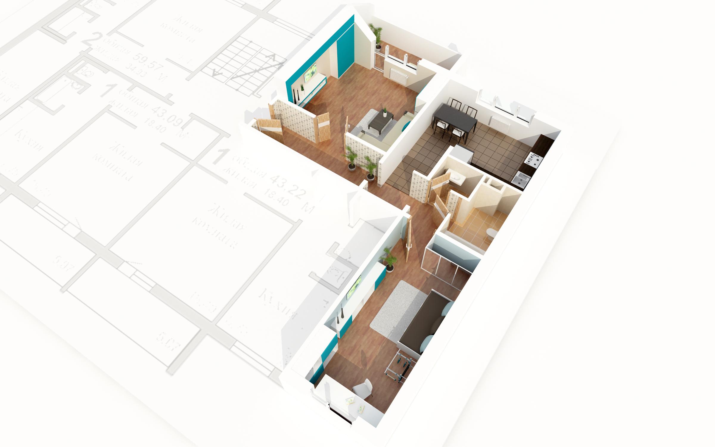 Улучшенная планировка квартир ремонт дизайн