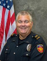 Richard Calender, GWE/WHB Police Officer