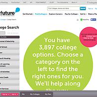 Big Future College Search