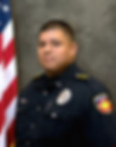 Oscar Serrato, FMS Police Offcier