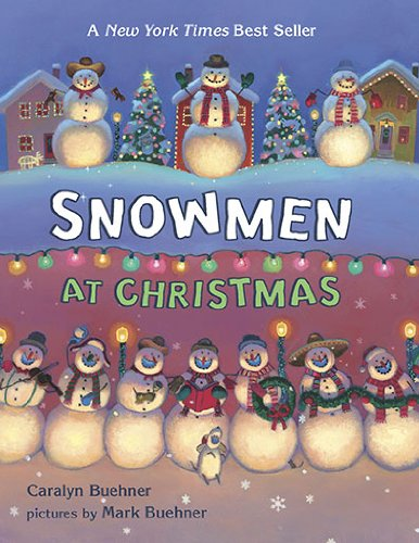 12 Best Picture Books for the 12 days of Christmas | booksandcookiesla