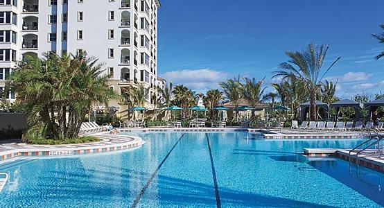 Marriott On Beach Florida