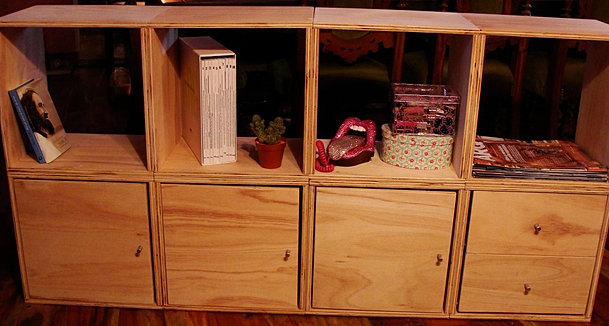 Malibu muebles modulares for Malibu muebles