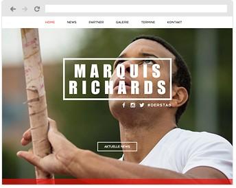 Marquis Richards - Athlete
