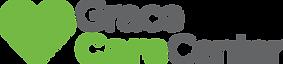Grace Care Center Logo- Stacked (Transpa