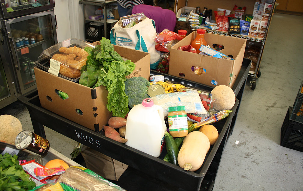Cupertino Community Services Food Pantry
