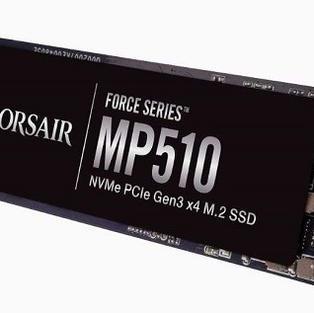 CORSAIR MP510 480GB SSD NVMe M.2 CSSD-F480GBMP510B