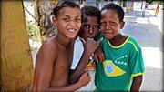 3 meilleurs amis au Morro de SP, BA