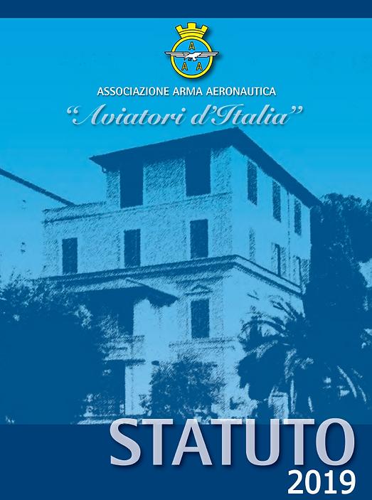 Statuto dell' Associazione Arma Aeronautica - Aviatori d'Italia