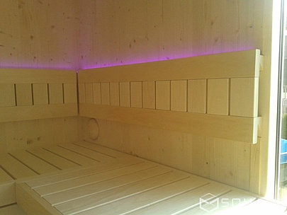 Saunahaus square box sonderedition   ihre moderne gartensauna