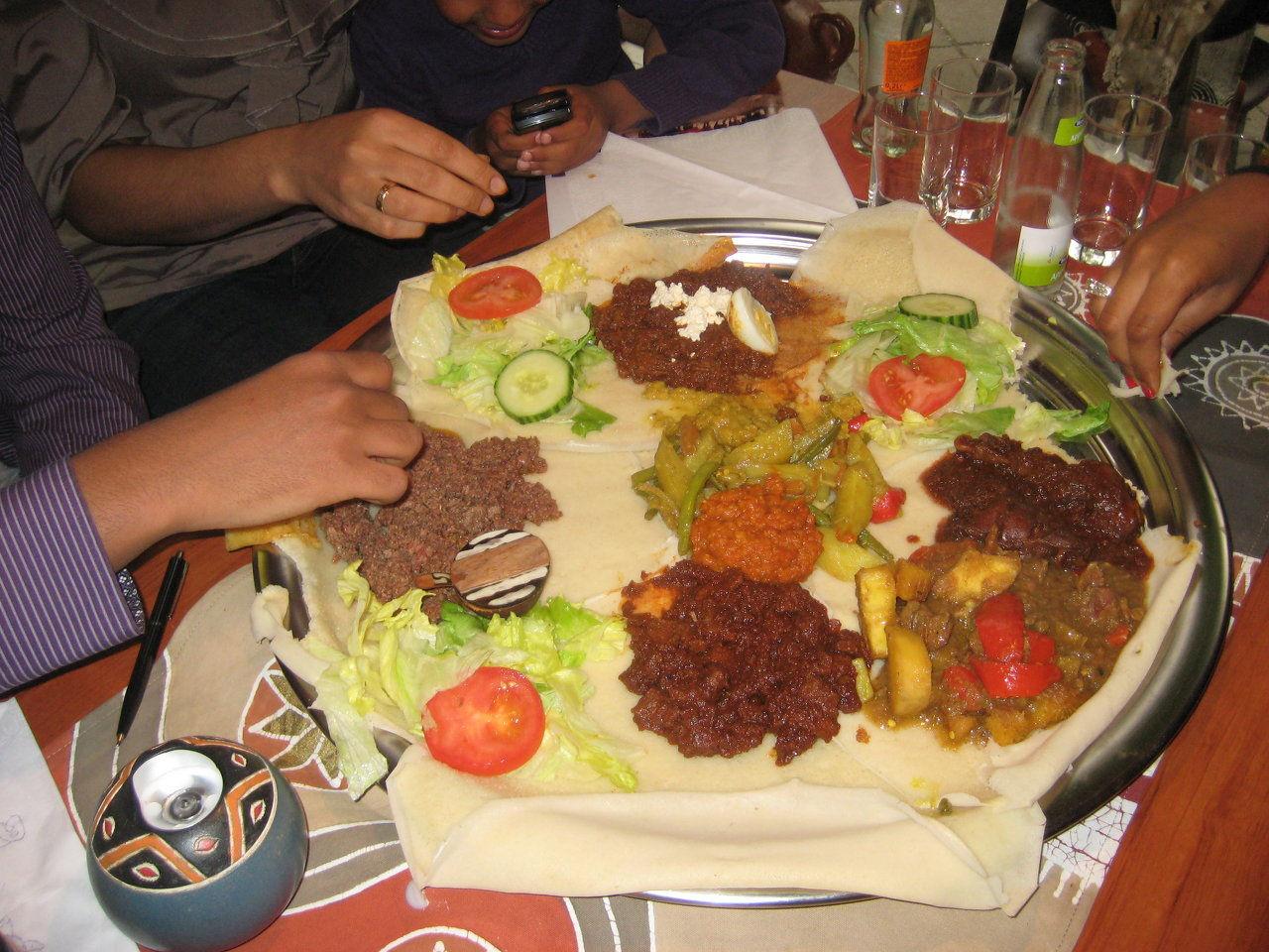 Restaurant serengeti laten u verassen - Snack eten ...