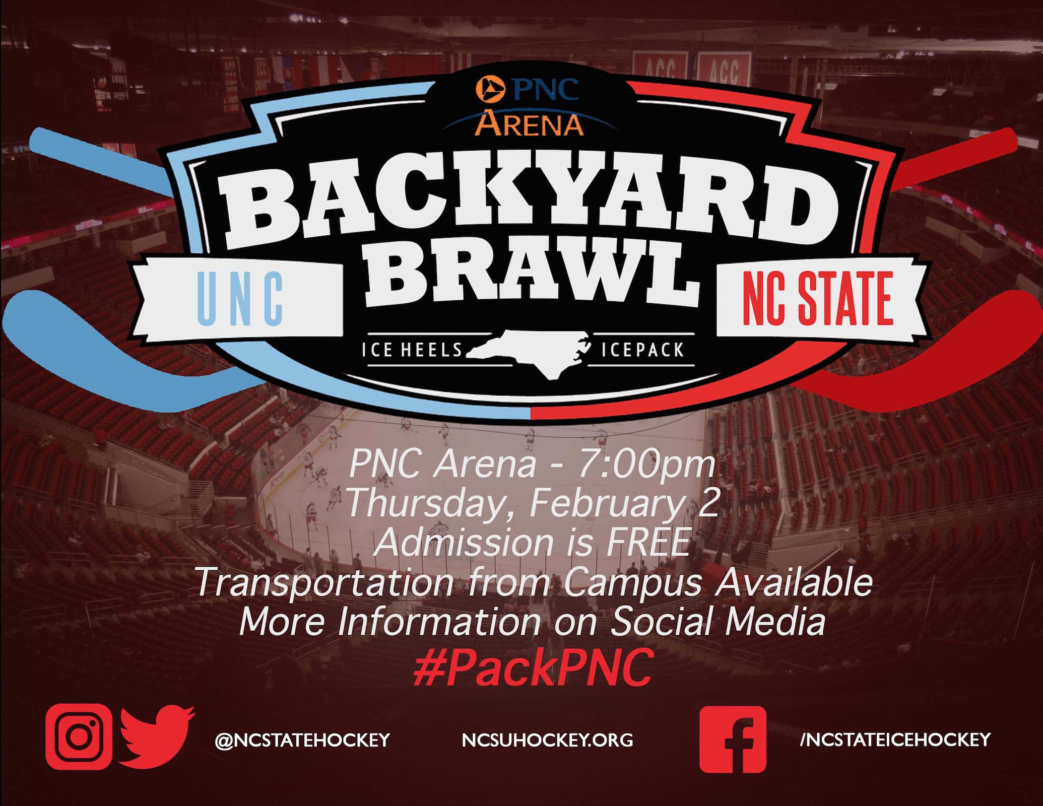 packpnc nc state ice hockey