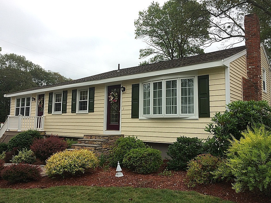 Beantown Home Improvements Vinyl Siding Cedar Shingles