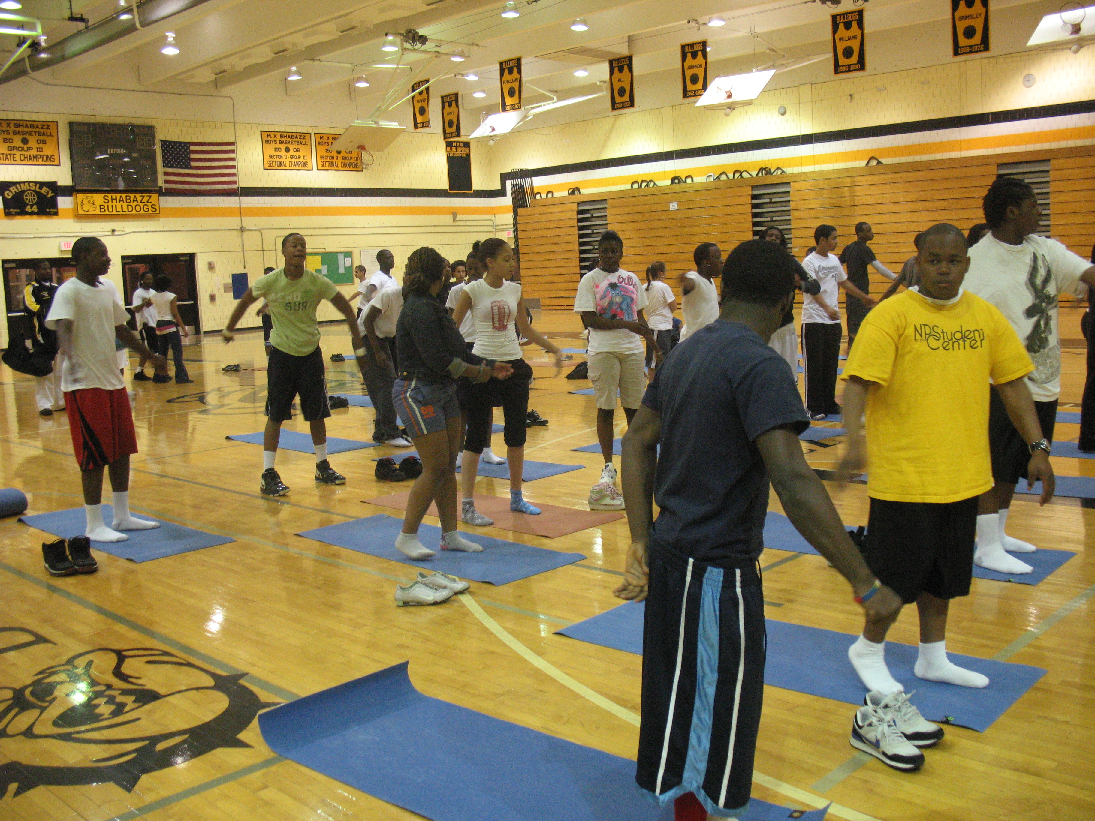 Here's My Story And How Yoga Has Helped Me Make Smart Choices And  Connections It Was 2010 And I Was Teaching Yoga At A Really Tough High  School In Newark