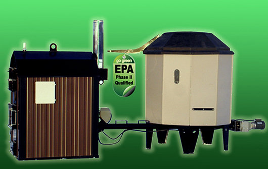 Automated Chipped Biomass Boilers