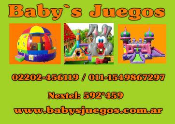 baby's juegos