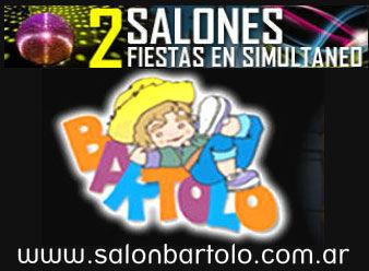 Salon Bartolo Fiestas