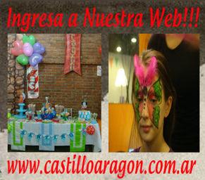 el castillo de Aragon