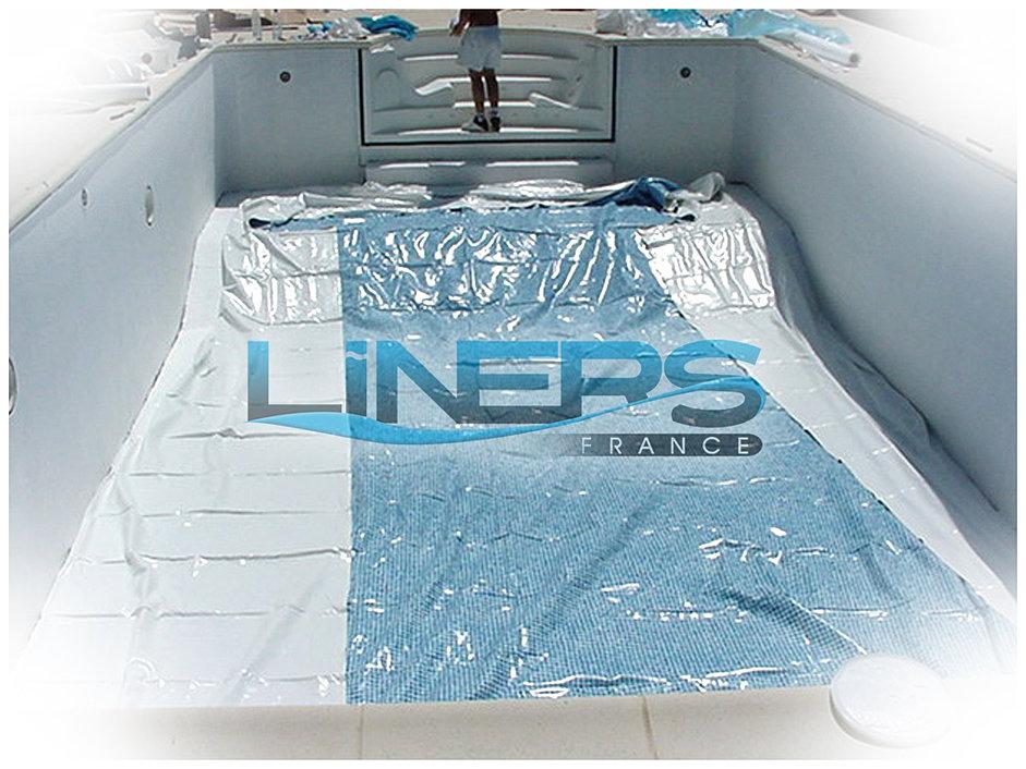 Linersfrance devis liner standard demande de devis en for Liner piscine 75 100eme