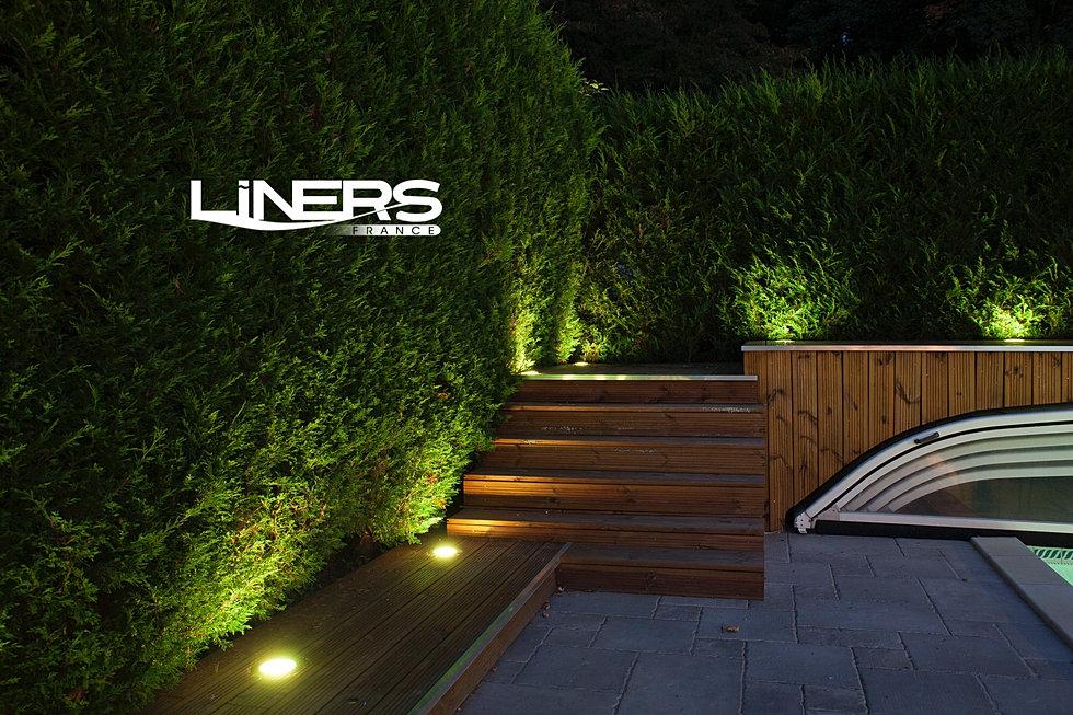 LinersFrance  Éclairage extérieur  Éclairage de jardin à LED