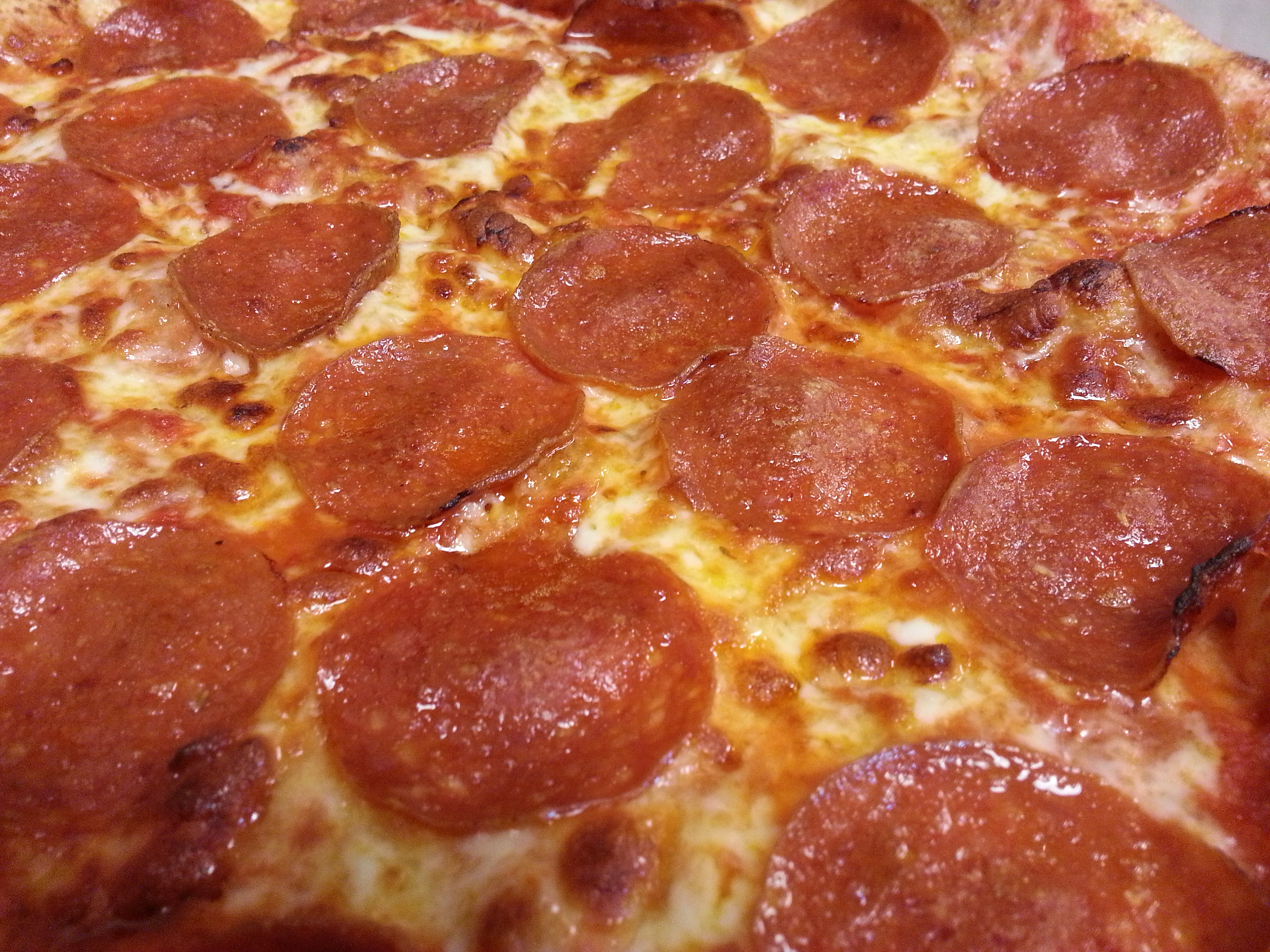 The Pizza Man and Games   Pepperoni Pizza