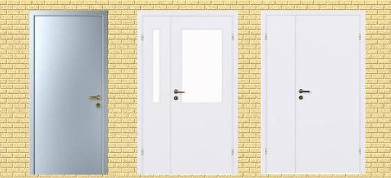 Отличие мазанитовой от оргалитовой двери