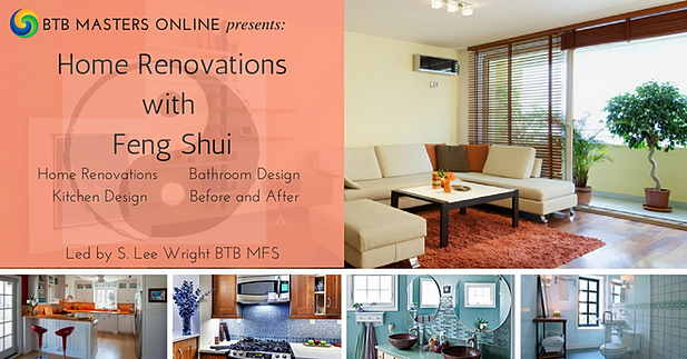 Home Renovations with Feng Shui