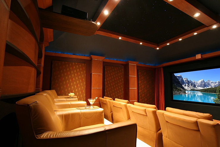 elite innovations we create rooms that go wow - Home Theater Design Dallas