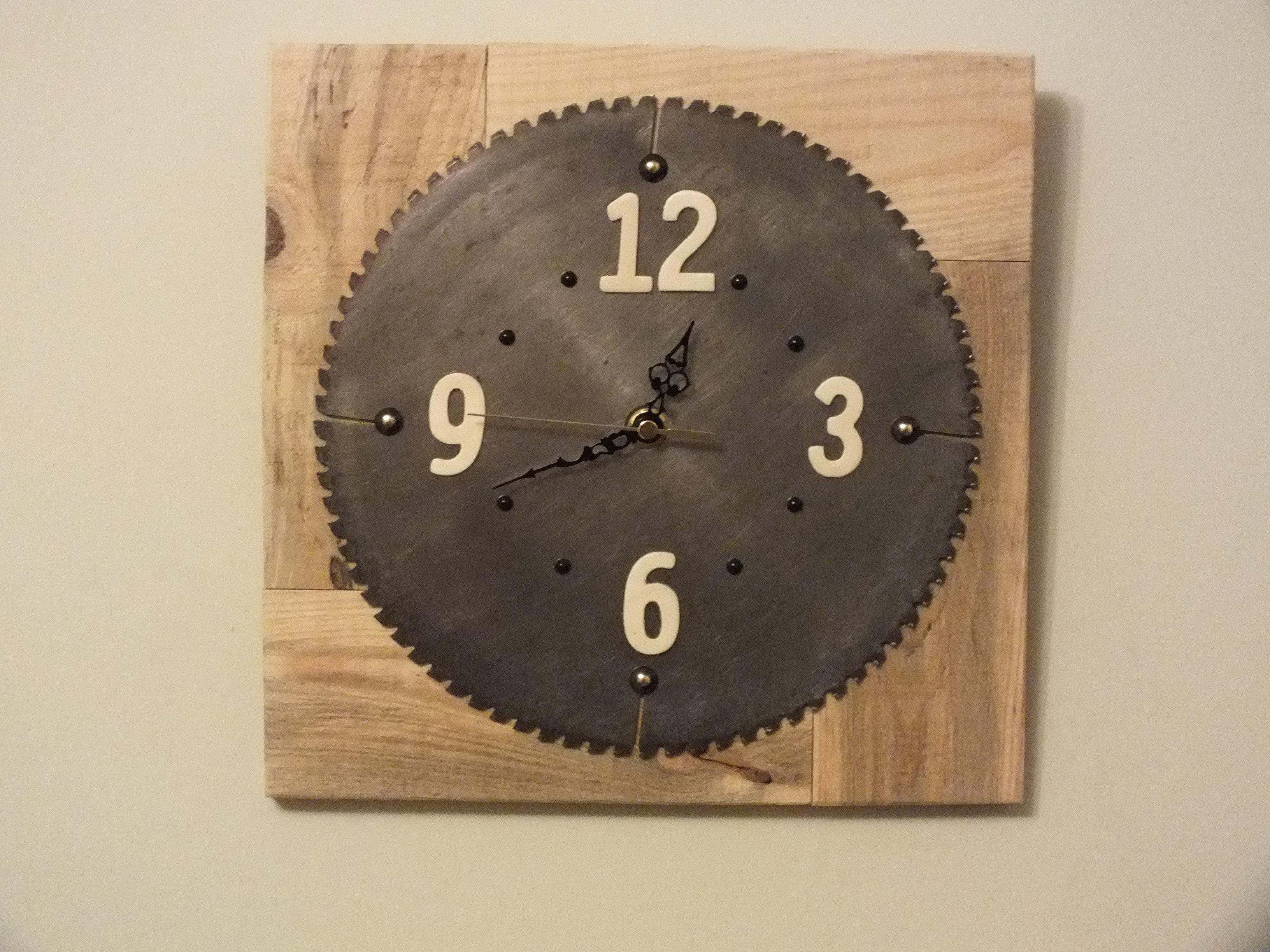 Hand Crafted Clocks