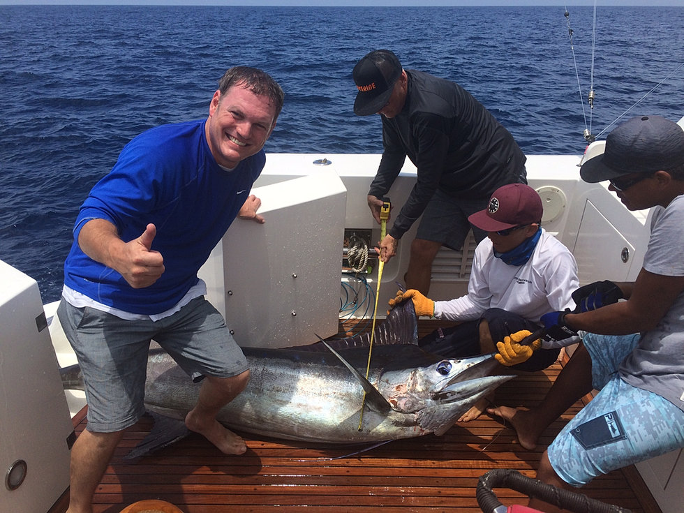 Cabo san lucas sportfishing luxury charter yacht for Fishing in cabo