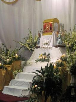 Altar de la Eucaristia