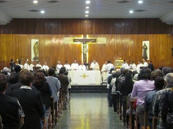 Altar Parroquial