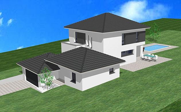 Home Cration  Etage Toute Hauteur