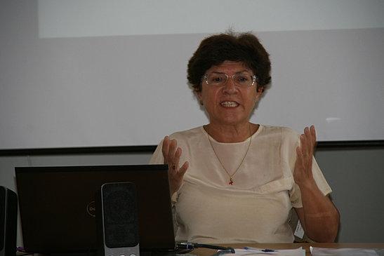 Prof. Capitollina Diaz