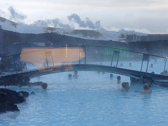 Networking in the Blue Lagoon